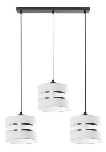 Moderní závěsná lampa Fabio 3 L
