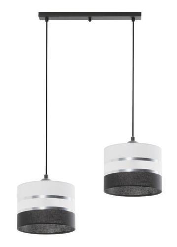 Moderní závěsná lampa Nemia 2 L