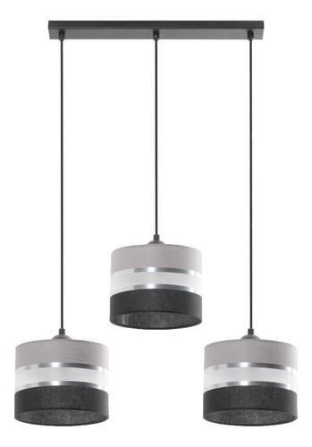 Moderní závěsná lampa Donato 3 L