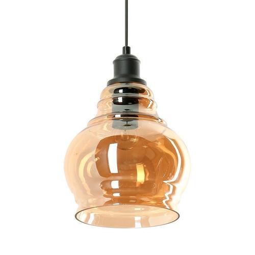 Moderní závěsná lampa Neko