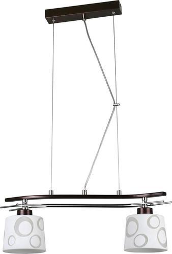 Klasická závěsná lampa Alicante 2