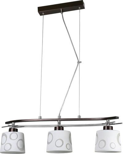 Klasická závěsná lampa Alicante 3