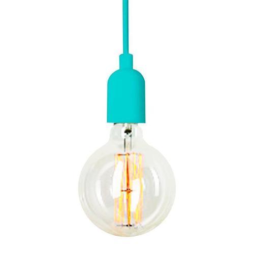 Moderní závěsná lampa Siliko Tur