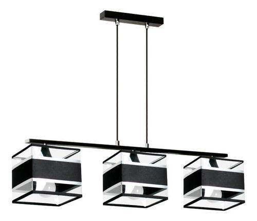 Elegantní závěsná lampa Selene 3