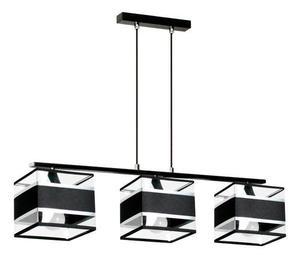 Elegantní závěsná lampa Selene 3 small 0