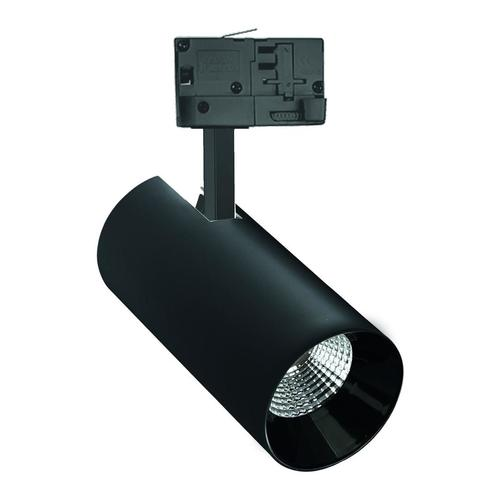 Andromeda Cob Led 25w 830 3f Black (3 Phase) 36st 60st