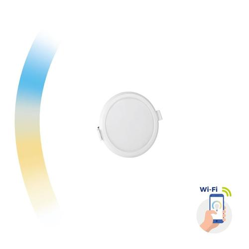 Algine 6w Cct + Dim Wi-Fi Spectrum Smart Round