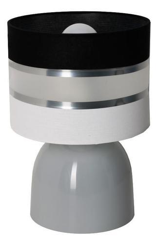 Moderní malá lampa Hades šedá C.