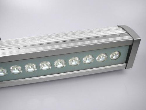 Lineární venkovní svítidlo Aland 4500K 18W IP44 LED