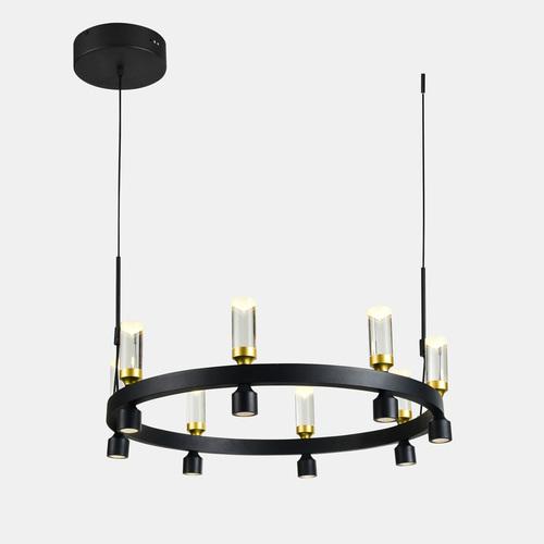 Moderní závěsná lampa Almelo LED