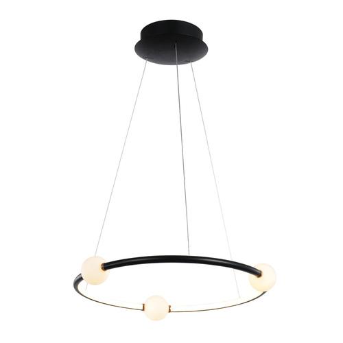 Moderní závěsná lampa Lausanne LED