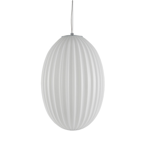 Moderní závěsná lampa Parlo E27
