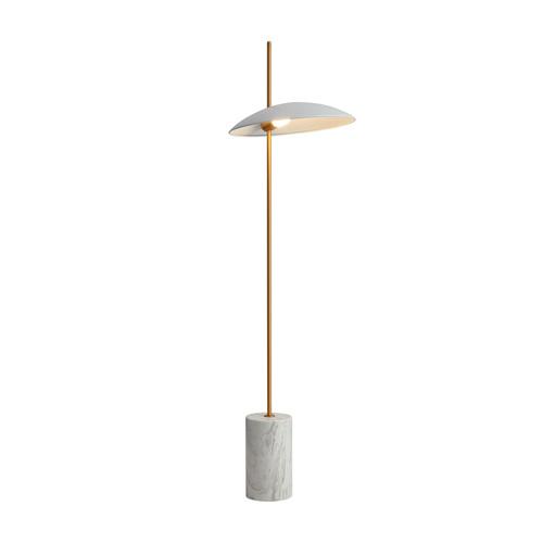 Moderní podlahová lampa Vilai LED