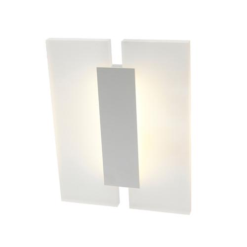 Bílé moderní nástěnné svítidlo Jacob LED