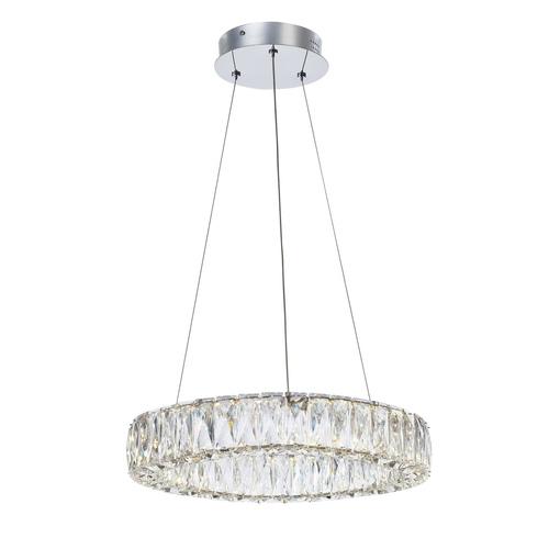 Moderní závěsná lampa Perla LED