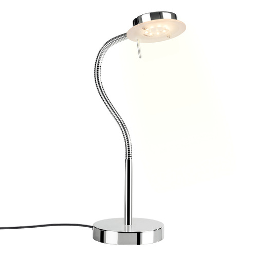Moderní stolní lampa Sergio