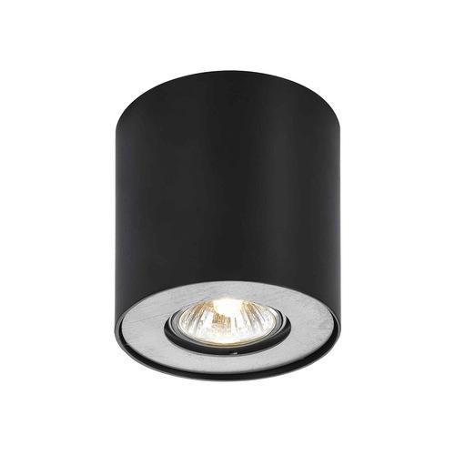 Černá Tamzo LED povrchová lampa