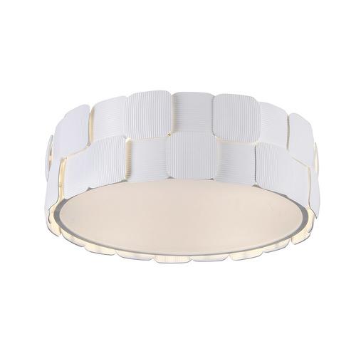 Moderní bílé 4bodové stropní svítidlo Elisa E27
