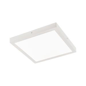 Moderní bílý Glissy Square LED Plafond small 1