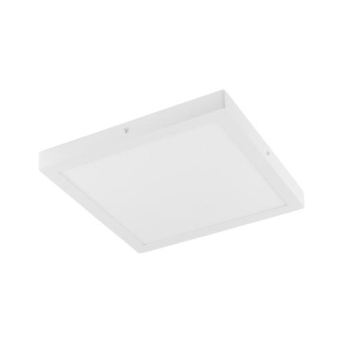 Moderní bílý Glissy Square LED Plafond
