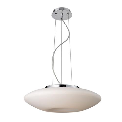 Moderní závěsná lampa Graham E27 2 žárovky