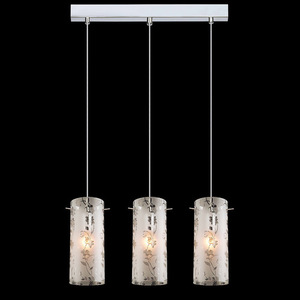 Moderní závěsná lampa Naolin E27 3 žárovky small 2