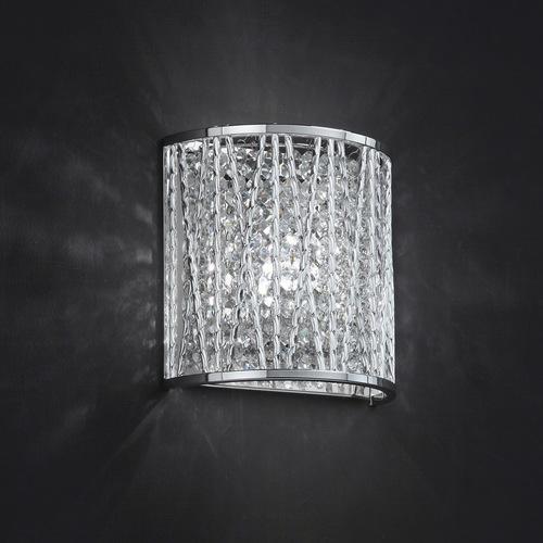 Moderní nástěnná lampa Vanessa G9