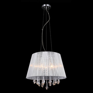 Bílá závěsná lampa Isla E14, 3 žárovky small 1