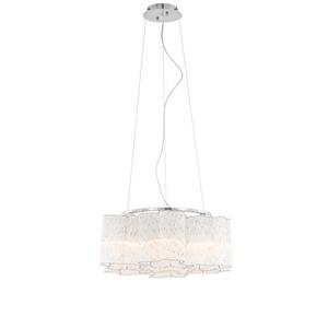 Klasická závěsná lampa Antonio E27, 6 žárovek small 1