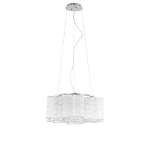 Klasická závěsná lampa Antonio E27, 6 žárovek small 3