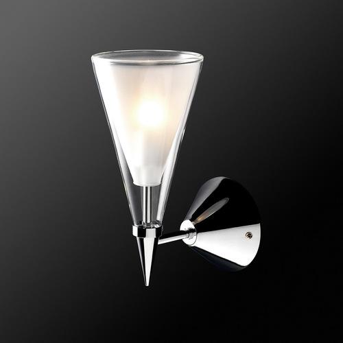 Moderní nástěnná lampa Butio G9