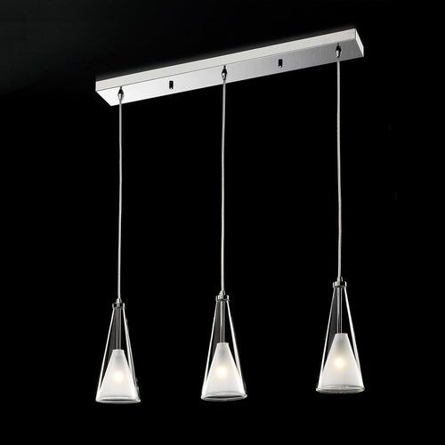 Moderní závěsná lampa Butio G9 3 žárovky