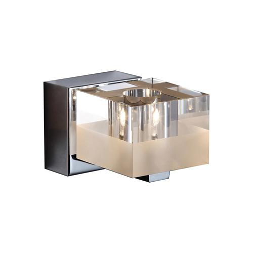 Moderní nástěnná lampa Cubric G4