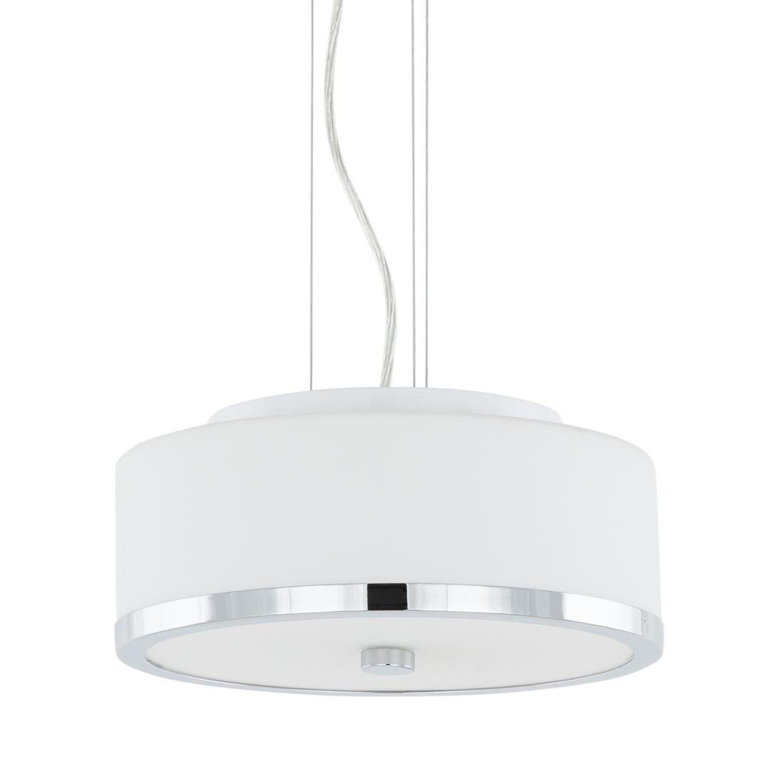Moderní závěsná lampa Loris E27 2 žárovky