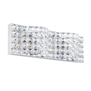 Moderní koupelnová nástěnná lampa Scarve G9 2 žárovky small 0