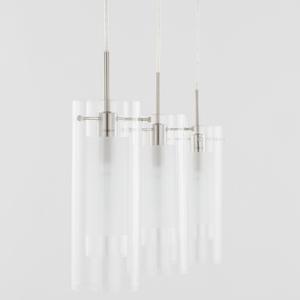 Moderní závěsná lampa Terni E14 3 žárovky small 3