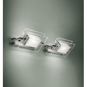 Nástěnná lampa Itre Leucos Trecentosessantagradi 120 75W G9 chrom small 1