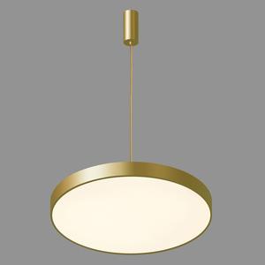 Moderní orbitální LED závěsná lampa small 4