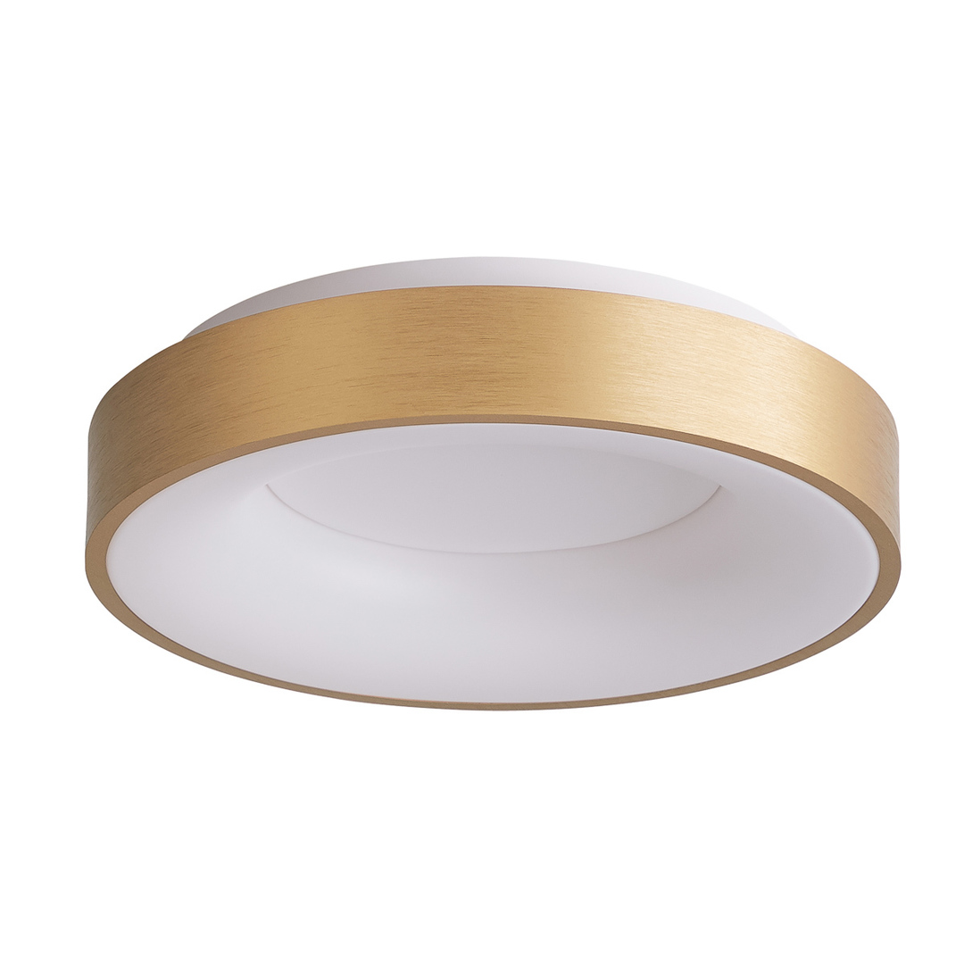 Moderní Giulia LED Gold Plafond