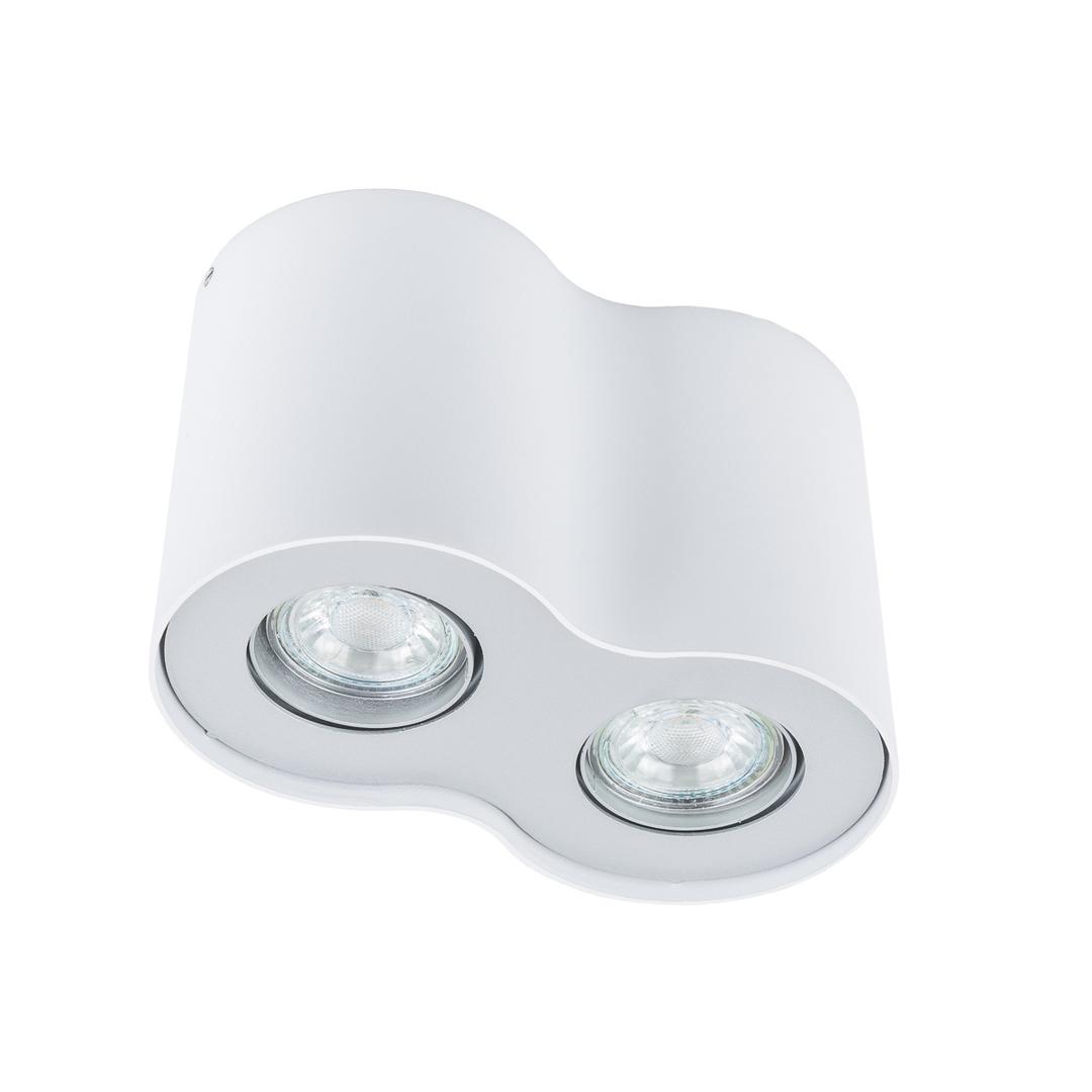 Bílá žárovka Shannon GU10 se 2 žárovkami
