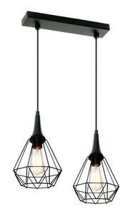 Designová závěsná lampa Lofta 2 L small 0