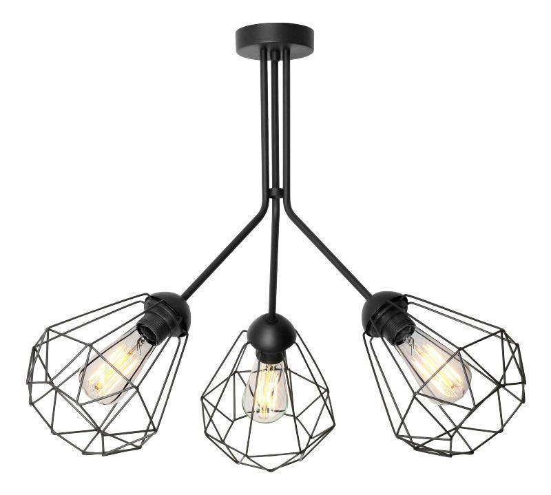Moderní stropní lampa Lofta 3 A