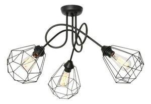 Moderní stropní lampa Lofta 3 B small 0