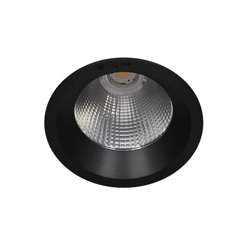Moderní zapuštěná stropní lampa Kerez IP54 LED