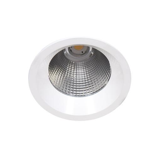 Bílé stropní svítidlo Kerez IP54 LED