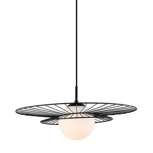 Moderní závěsná lampa Alison E27