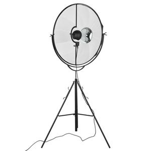 Černá stojací lampa Calibri E14 small 3
