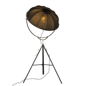 Černá stojací lampa Calibri E14 small 6