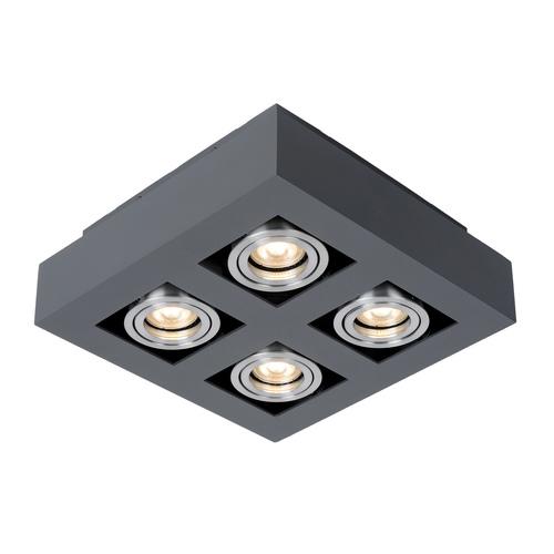 Moderní povrchová lampa Casemiro GU10 4 žárovky