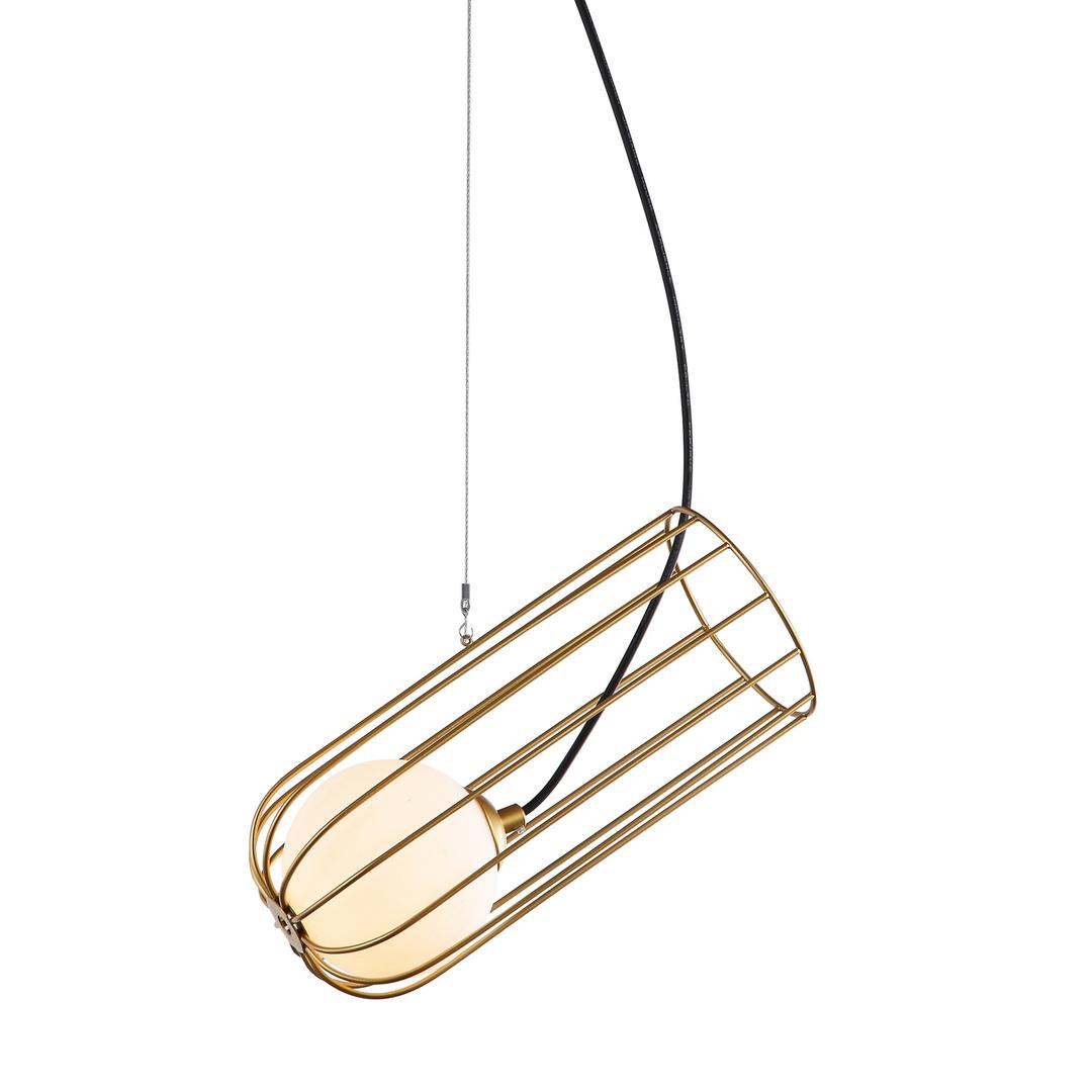 Moderní závěsná lampa Coco G9